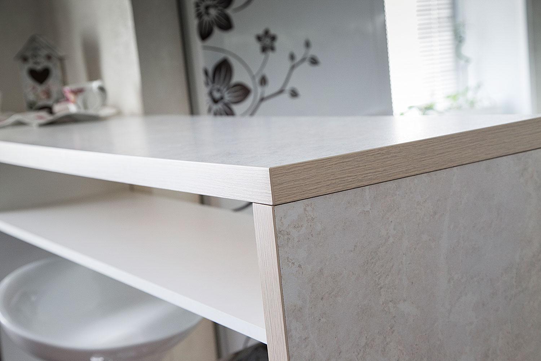 Столешница лен барная стойка столешница из гипсокартона в ванной